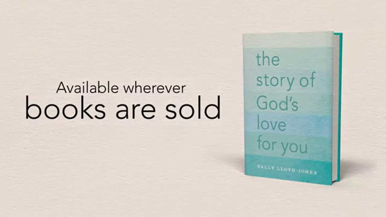 The Story of God's Love For You by Sally Lloyd-Jones (Official Trailer)