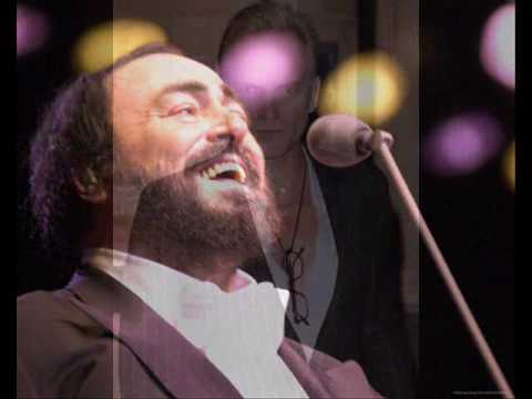 Luciano Pavarotti and Sting - Panis Angelicus mp3