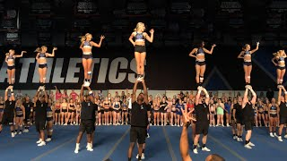 Cheer Athletics Wildcats Worlds Showoff 2019