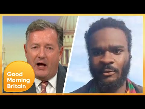 Piers Morgan Defends Rule Britannia! in Heated Debate | Good Morning Britain