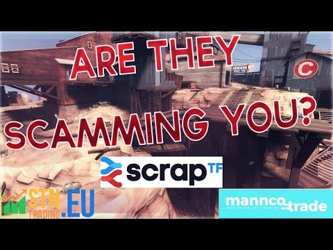 TF2 - Are Automated Trading Sites Scamming You?