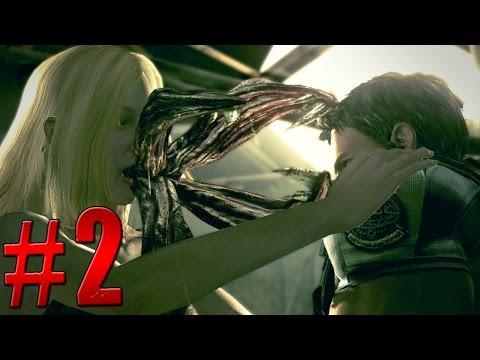 "Dark Plays: Resident Evil 5 [02] - ""French Kissing"""