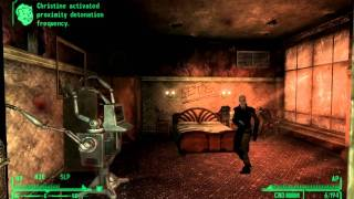 Fallout NV Dead Money Walkthrough, Part 36: Saving Christine from Herself (1080p HD Gameplay)