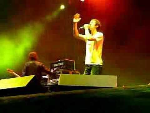 The Verve - Rather Be (brand new song @ Nova Rock 2008)