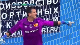 Матч Португалия Испания Лучшие моменты первого игрового дня Кубка Легенд 2020