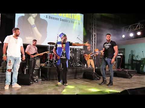 Agent Sasco, Shaggy & Capleton Live at Feluke Charity Concert