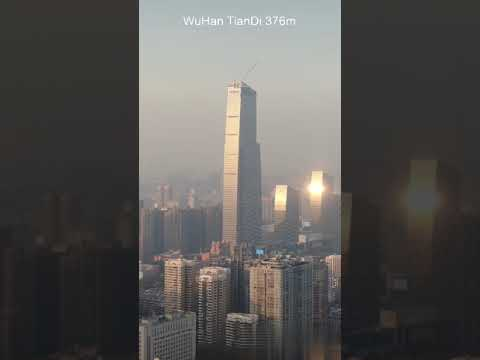 武汉高楼/WuHan High Building