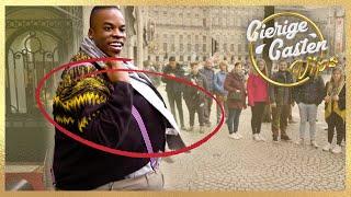 POLSKA en CAZA IN SAMEN 1 OUTFIT  | Gierige Gasten VIPS