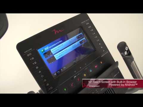 FreeMotion 570 Interactive Elliptical
