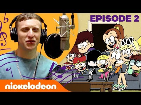 The Loud House's Theme Song: Remixed! 🔥| Beatbox Remixes | Nick