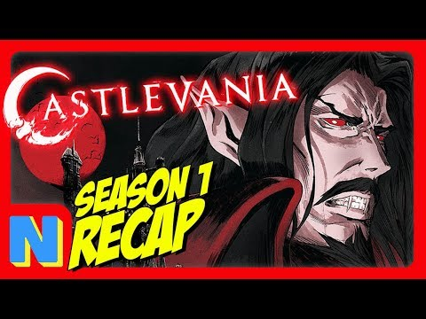 Castlevania: Everything You NEED to Know Before Season 2 | Nerdflix + Chill