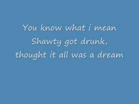 Blame it (On the Alcohol) lyrics Jamie Foxx ft T-Pain