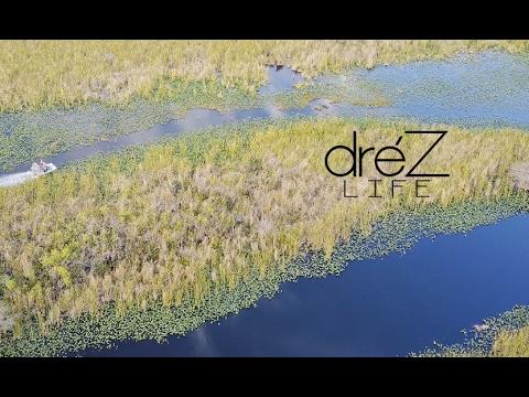 DJI Mavic Florida Everglades Wildlife tour 4k