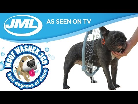 Woof Washer from JML