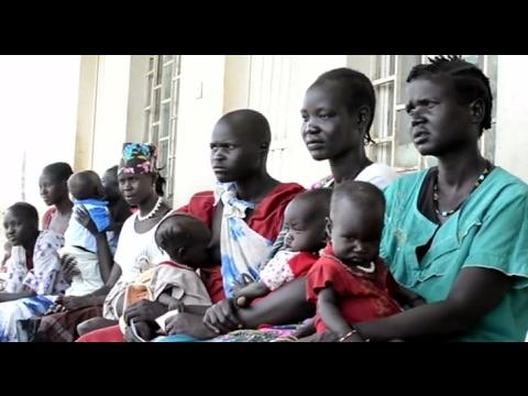 South Sudan famine declared