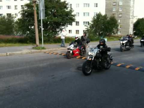 Arctic Riders Murmansk 2011