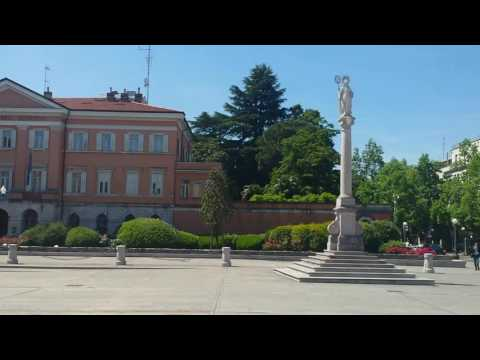 GORIZIA , PIAZZA DELLA VITTORIA , ITALY