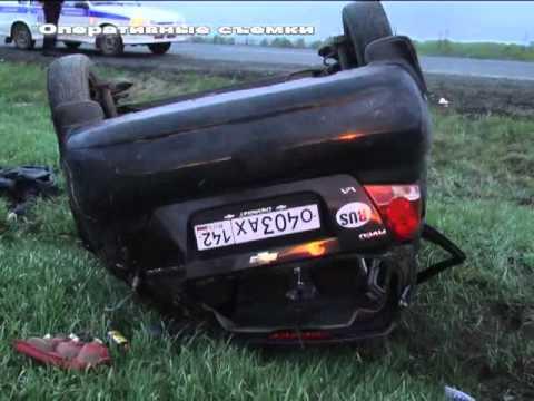 Смерть на трассе Ленинск-Кузнецкий - Новогиоргиевка