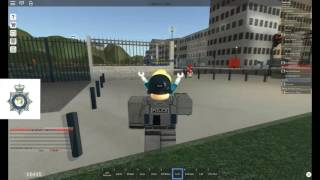 [Roblox City of London] UK Policing House of Parliament duty