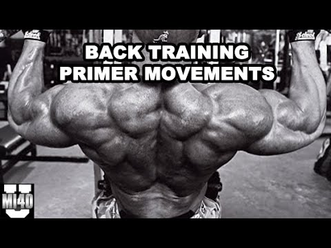 Back Training Primer for Back Muscle Development With Ben Pakulski