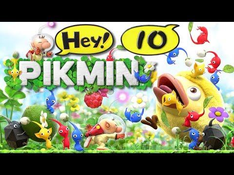 ENTRE LES GOUTTES #10 Hey Pikmin