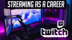 Streaming as a CAREER? Amecast#17: Streaming & Twitch featuring Chatez & LittleMoTAC