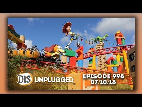 Walt Disney World Discussion | 07/10/18