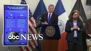 New York reels with largest coronavirus outbreak in US | WNT