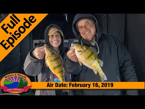 07_2019 | Devils Lake Jumbo Perch | FULL EPISODE