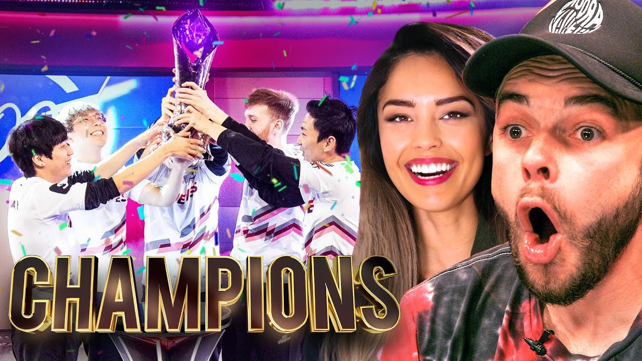 Download Nadeshot & 100 Thieves React to FIRST LCS CHAMPIONSHIP! Ft. Valkyrae