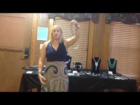 Lana Privette's updated jewelry show August 2015