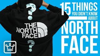 15 Things You Didn't Know About North Face