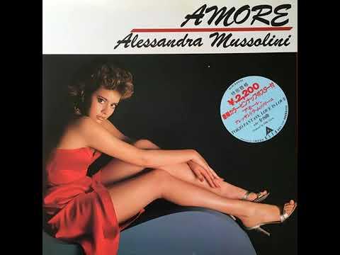 Alessandra Mussolini - Amore 1982 Full Album