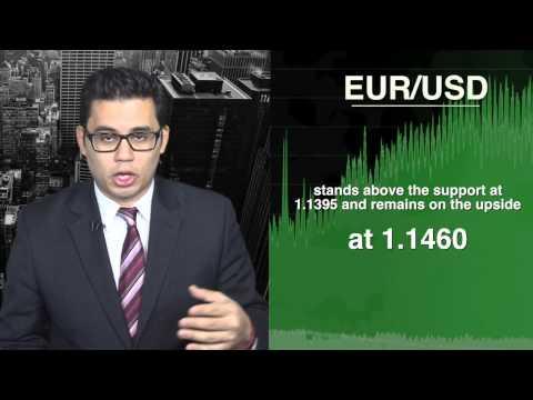 02/06: Stocks point higher on jobs data, USD under pressure