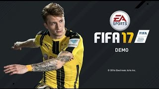 FIFA 17 Demo Review in Limba Romana (Reupload/ Joc PS4)