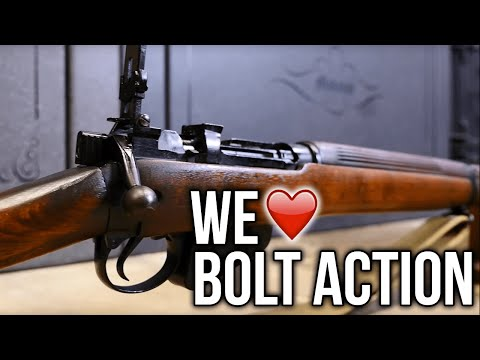 What Makes A Bolt Action Rifle Great?