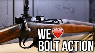 What Makes A Bolt Action Rifle Great
