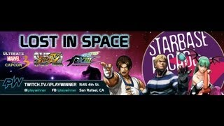KOFXIII: Lost In Space 001