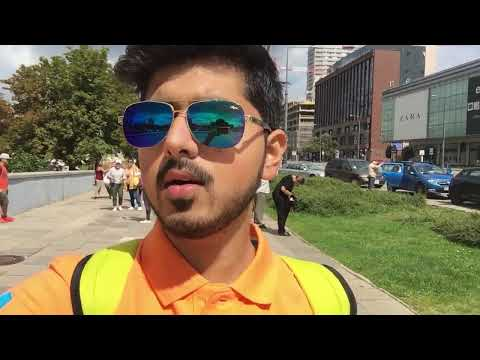 Warsaw Vlog | Poland | Royal Castle | Museum | City Centre | Street | Musical Concert