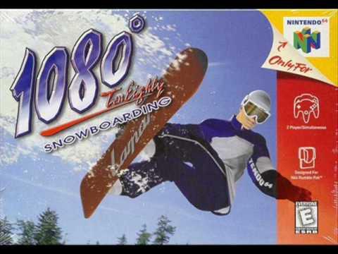 1080 Snowboarding Music  Golden Forest