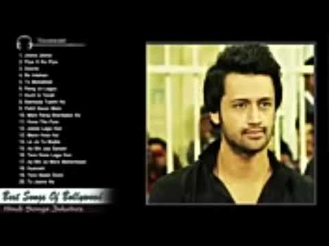 Most Romantic Hindi songs/ best of Atif Aslam  super hit songs