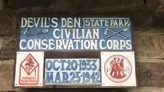 Devil's Den State Park Camping & Review (Arkansas)