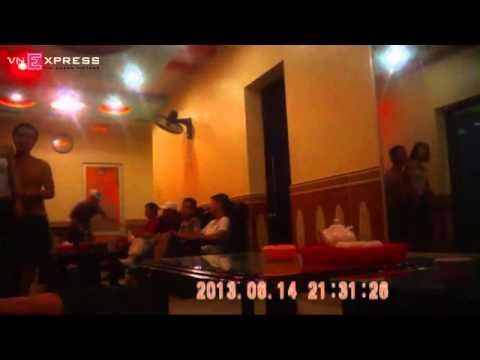 Cảnh mua bán dâm tại Đồ Sơn