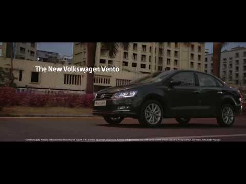 The New Volkswagen Vento