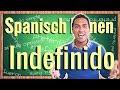 Pretérito Indefinido: Spanisch auf Deutsch erklärt