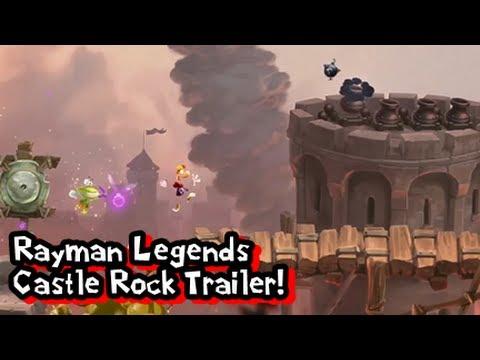 Gaming News - NEW Rayman Legends & Nintendo Land Trailers!