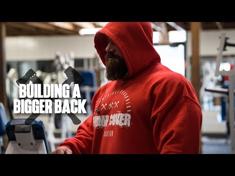 Building a Bigger Back with Seth Feroce