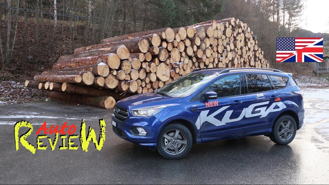 2017 ford kuga st line 2 0 tdci 4wd autoreview. Black Bedroom Furniture Sets. Home Design Ideas