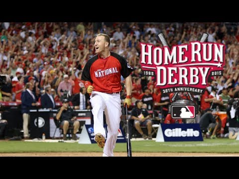 MLB | The 2015 Home Run Derby ᴴᴰ