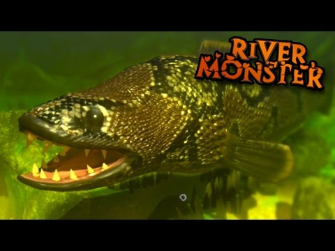 River Monster SnakeHead!!! - Feed And Grow | Ep8